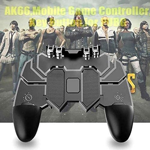 QPLKKMOI Gamepads Six Finger Standard Controllers, Mobile Game Controller