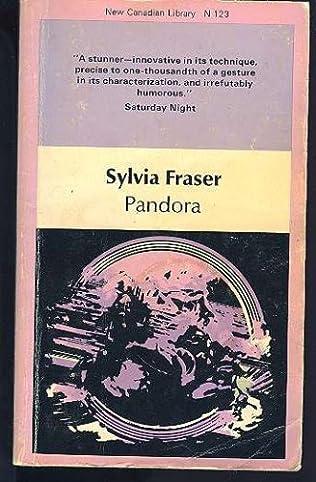 book cover of Pandora