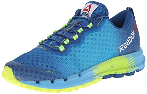 low shipping online Reebok Women's All Terrain Thunder 2.0 Running Shoe Neon Blue/Handy Blue/Instinct Blue/Solar Yellow outlet new arrival explore sale online hAqgxK9Amj