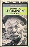 Histoire de la campagne française par Roupnel