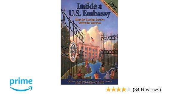 Amazon com: Inside a U S  Embassy: How the Foreign Service