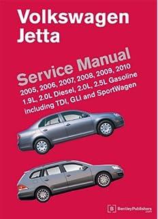 amazon com bentley w0133 1610743 bnt paper repair manual vw jetta