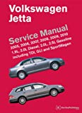 Volkswagen Jetta (A5) Service Manual, Bentley Publishers, 0837616166