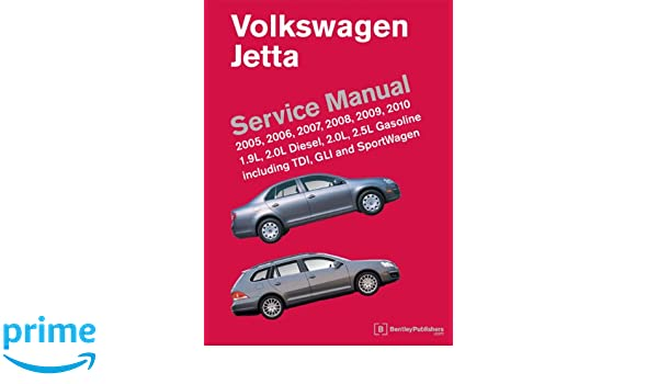Volkswagen Jetta (A5) Service Manual 2005-2010: Amazon.es: Bentley Publishers: Libros en idiomas extranjeros