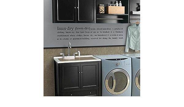 laundry room decor laundry room definition lawn.dre wall art 5 sizes Laun.dry subway laundry decor laundry room decal