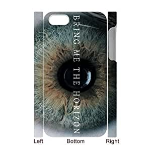 Custom Bring Me The Horizon iPhone 4 3D Phone Case, Bring Me The Horizon DIY 3D Cell Phone Case for iPhone 4, iPhone 4s at Lzzcase BY supermalls