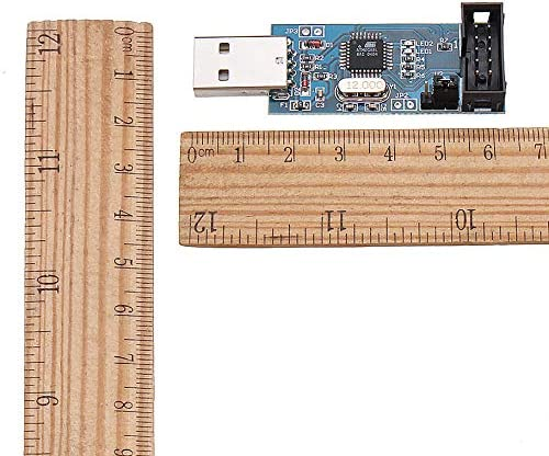 5 Pieces AVR ATMEGA16 Minimum System Board ATmega32 Development Board for ISP ATTiny 51 Board ILS