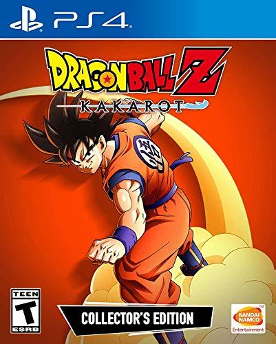 Bandai Namco Dragon Ball Z Kakarot - PlayStation 4