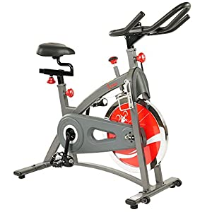 Sunny Health & Fitness SF B1423C Chain Drive Indoor Cycling Bike