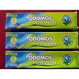 3 Dabur Odomos Naturals Mosquito Repellent Cream - Citronella 50gm X 3 = 150gms