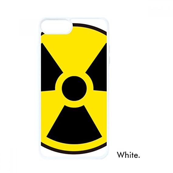 Amazon Yellow Dangerous Chemical Radiation Symbol For Iphone 8