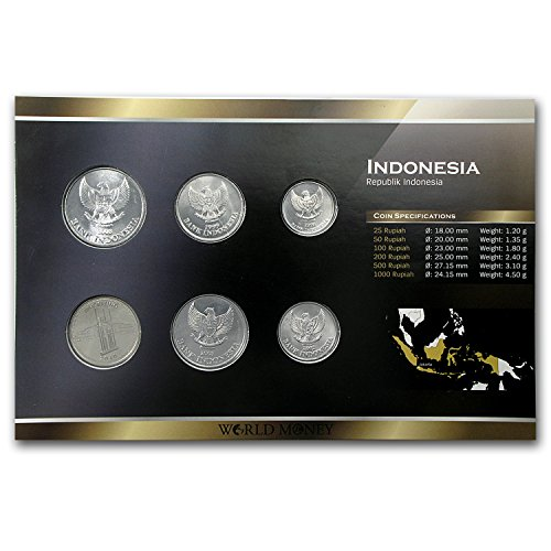The 8 best indonesia coins