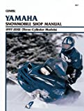 Yamaha Snowmobile - 1997-2002 (Three-Cylinder Models), Clymer Publications Staff and Penton Staff, 0892877774