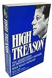 High Treason, Robert J. Groden and Harrison E. Livingstone, 0941401022