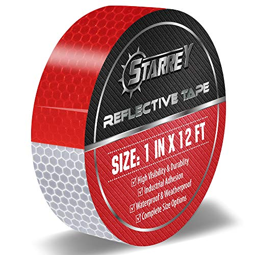 Starrey Reflective Tape Red