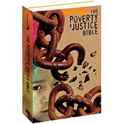 CEV Poverty & Justice Bible - American Edition