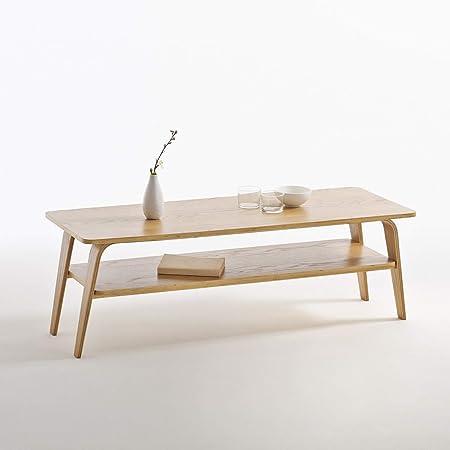 La Redoute Interieurs Table Basse Double Etage Jimi Amazon Fr