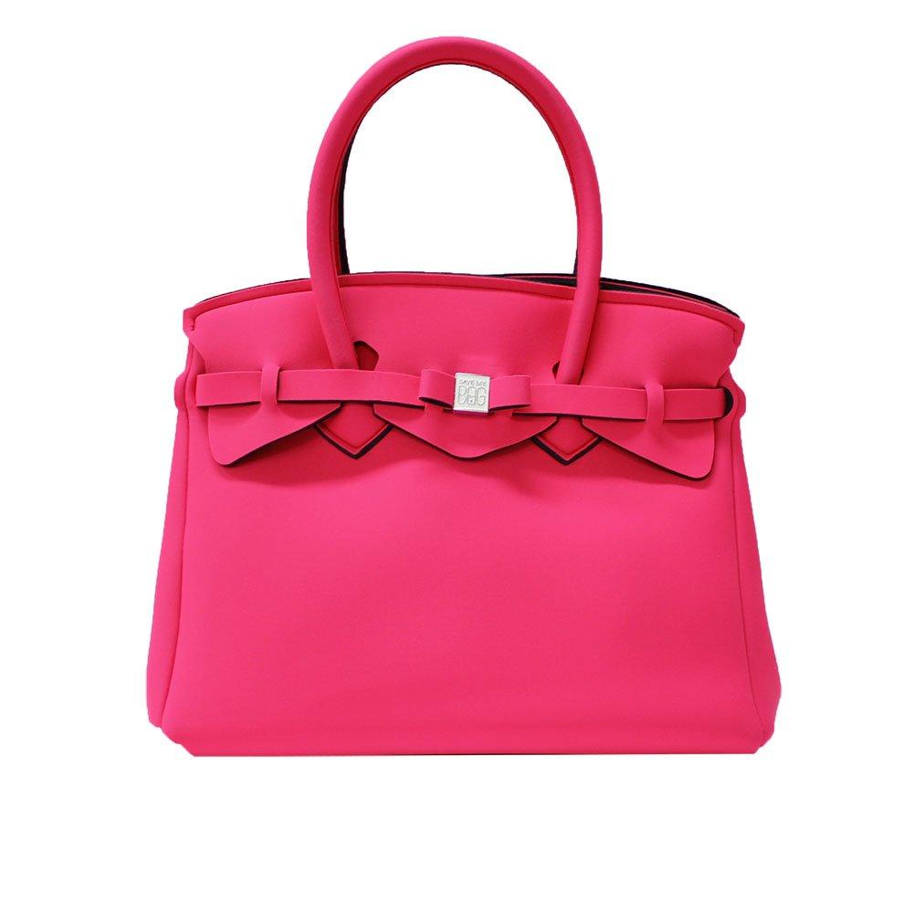 SAVE MY BAG セーブマイバッグ MISS ミス ハンドバッグ レディース 軽量 10204N [並行輸入品] B07B9QLZT4 カラー:BLOGGER カラー:BLOGGER