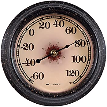 Acurite 02354a2sb 8 5 desert star thermometer for Decor star 005 ss