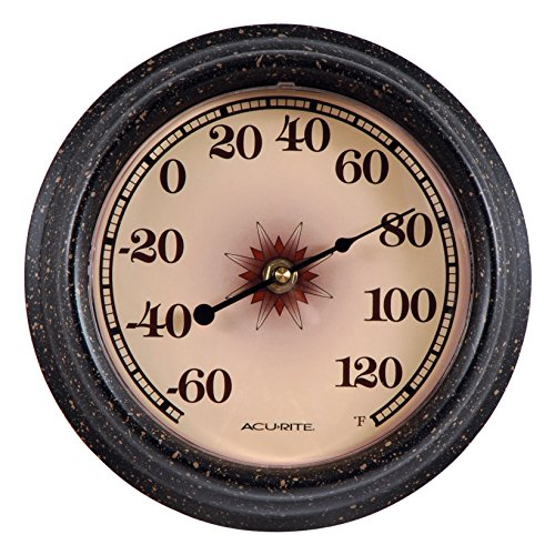 AcuRite 02354A2SB Desert Star Thermometer