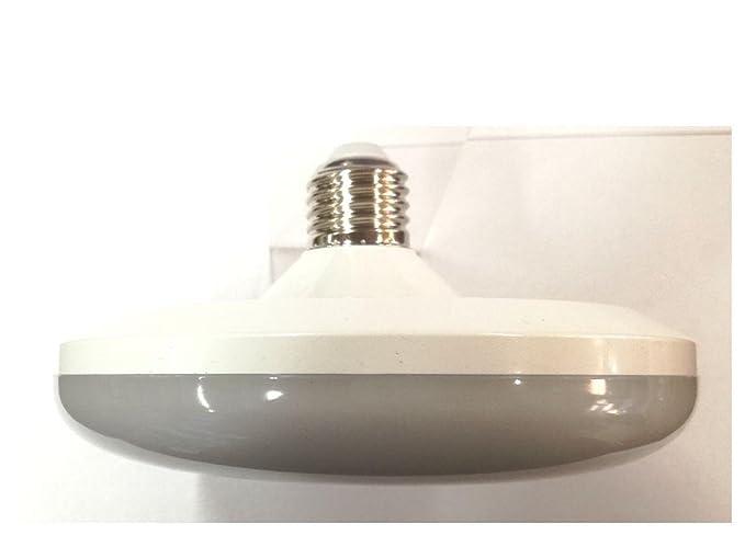 Lampada piatta disk w k lumen amazon illuminazione