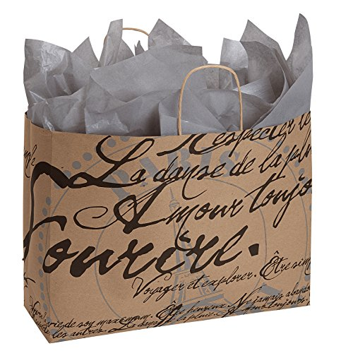 Paper Shopper - Large Paris (Paris Shopper)