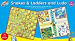 Snakes & Ladders and Ludo Game Set