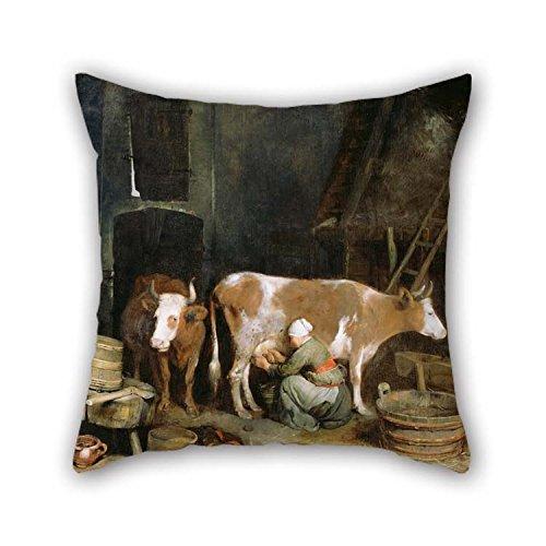 PLATIM Cushion Cases of Oil Painting Gerard