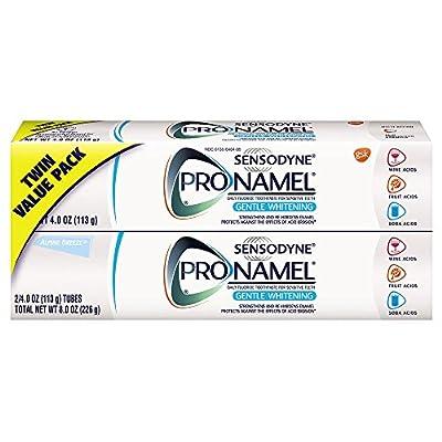 Sensodyne Pronamel Gentle Whitening Toothpaste, 4 Ounce Tubes