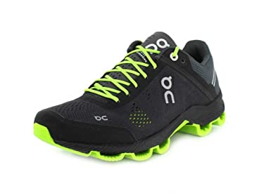Zapatillas On Cloud Surfer Woman Black Lime 39 Negro: Amazon.es: Zapatos y complementos