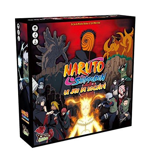 Naruto Shippuden Board Game (Dragon Ball Z Board Game)