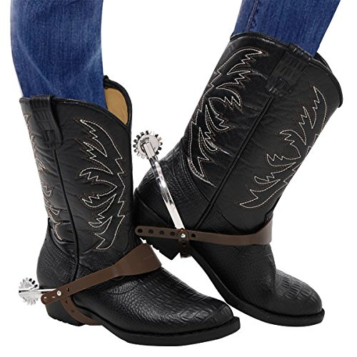Cowboy Spurs - Adult (Boys Boot Spurs)