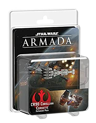 Star Wars Armada: CR90 Corellian Corvette Expansion Pack by Fantasy Flight Publishing