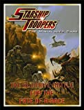 Starship Troopers The Miniatures Game