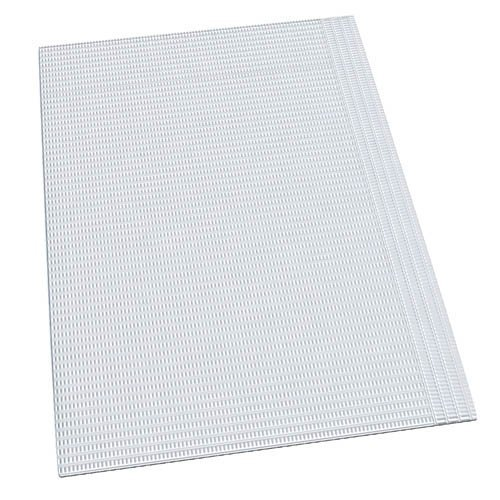 Dynarex Corporation 4491 Bib, 17¾''x 12 7/8'', White (Pack of 500)