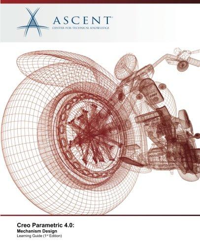 Download Creo Parametric 4.0: Mechanism Design PDF