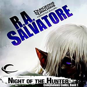 Night of the Hunter Audiobook