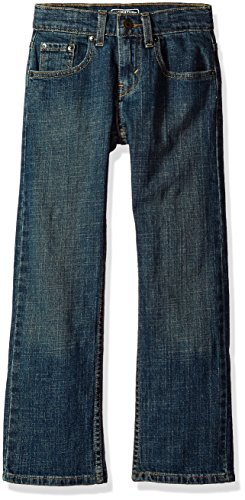 Signature by Levi Strauss & Co. Gold Label Big Boys' Slim Straight Fit Jeans, Prodigy, 16 by Signature by Levi Strauss & Co. Gold Label (Image #1)
