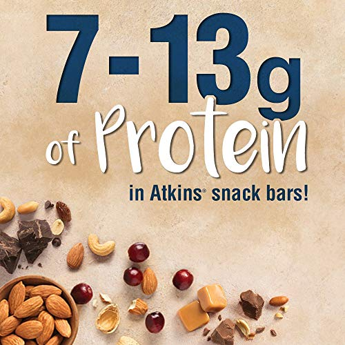 Atkins Snack Bar, Cranberry Almond, 5 Count 4
