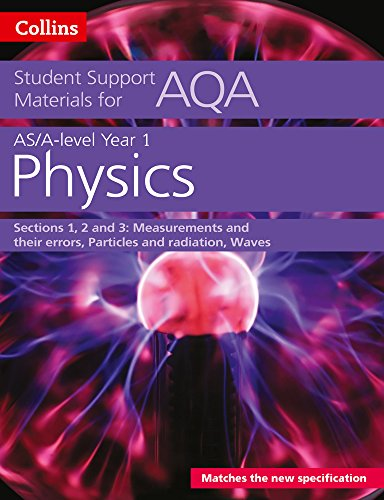 Collins Student Support Materials for AQA – A Level/AS Physics Support Materials Year 1, Sections 1, 2 and 3: Measuremen
