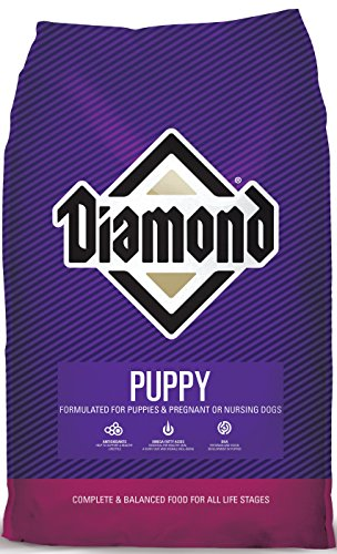 Puppy Food 20 Lb Bag - Diamond Chicken Flavor Dry Food for Puppy, 20-Pound Bag