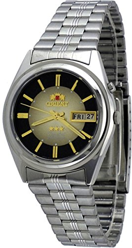 Orient #BEM6Q002P Men's Tri Star Standard Self Winding Automatic Watch