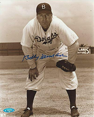 Herman Signed Photo - Billy Herman Signed Photo - 8X10# 7173485 - Tristar Productions Certified - Autographed MLB Photos