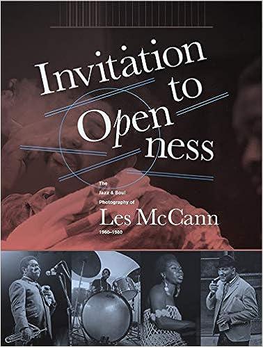 Invitation To Openness: The Jazz & Soul Photography Of Les Mccann 1960-198 [Descargar Gratis Ebook De Electroterapia]