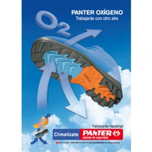 Panter 439021700 – Forge plus Bayrol oxygène S3 Noir Taille : 45