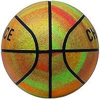 Chance Fuego - Balón de Baloncesto con luz LED de Goma, Color ...
