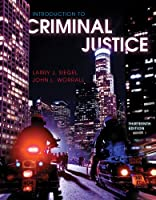 Introduction to Criminal Justice Front Cover