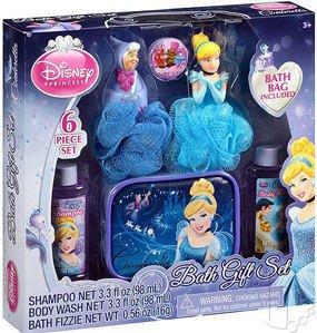 Disney Princess Cinderella Bath Gift Set