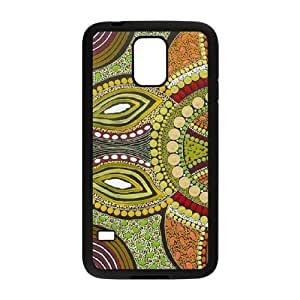 SOPHIA Phone Case Of Tribe totems Unique Fashion Style Colorful Painted For Samsung Galaxy S5 I9600