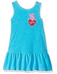 Dreamwave Toddler Girls' Peppa Big Cover up, Sky Blue